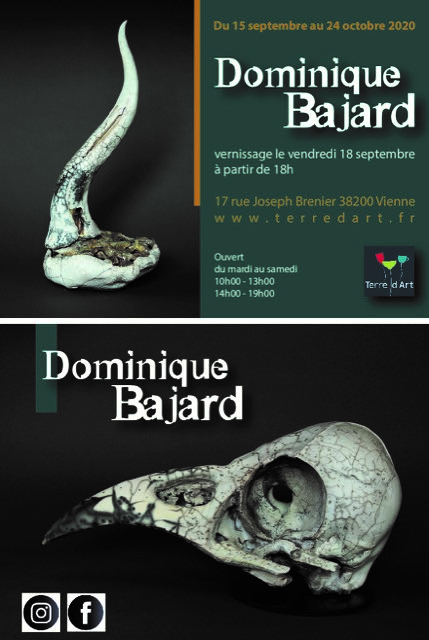 expo Dominique Bajard